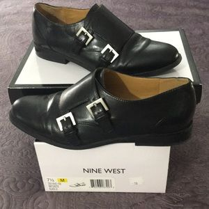 Nine West NWTOASTIE Buckle Oxfords